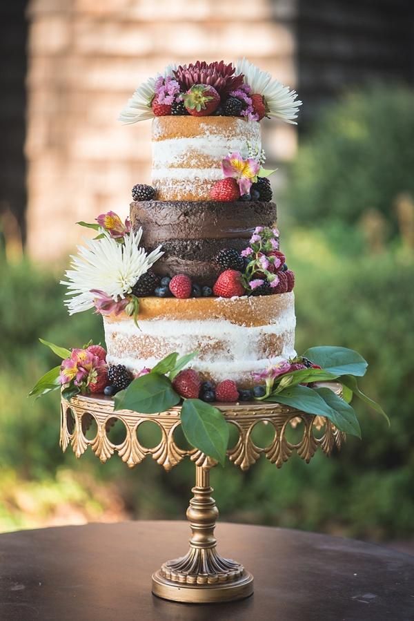 Moody Organic Garden Wedding Inspiration