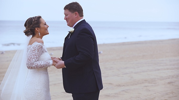 Dogwood Visual Wedding Film Videography for Hampton Roads Virginia