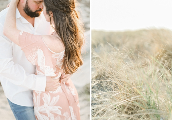 Virginia Beach engagement session
