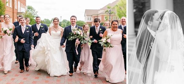 Founders Inn wedding in Virginia Beach