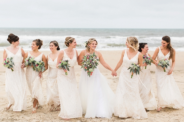 Windswept Boho Chic Destination Wedding | Tidewater and Tulle ...