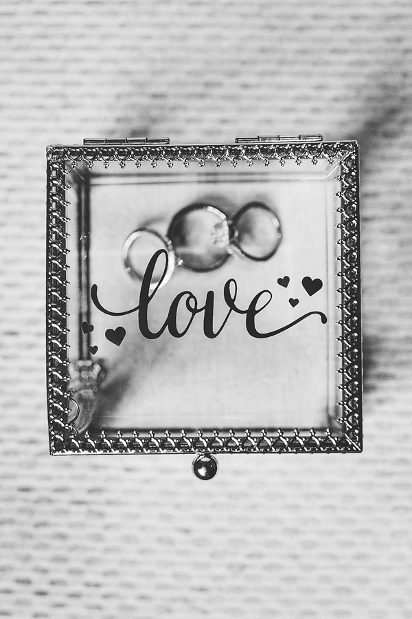Love ring box