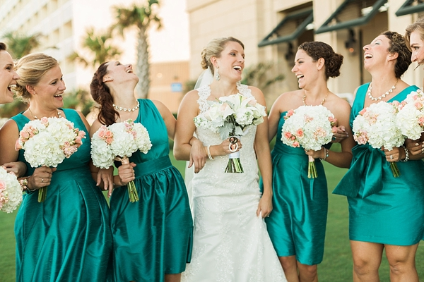 teal bridesmaid dress virginia beach