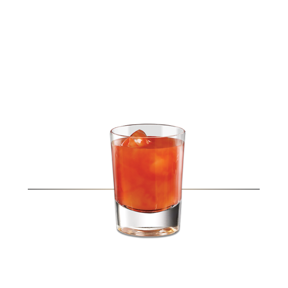 Tuaca whiskey punch
