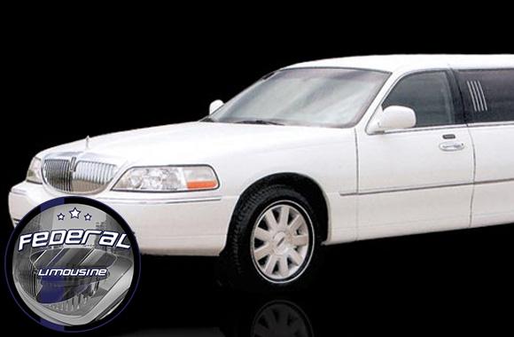 69$ pour un service de location de limousine avec Federal Limousine