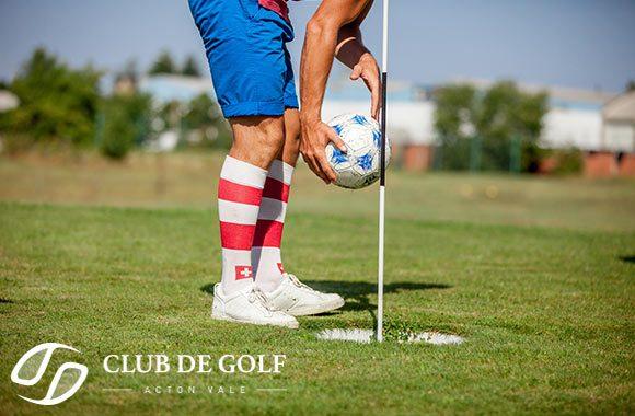 Golf and Soccergolf for 2