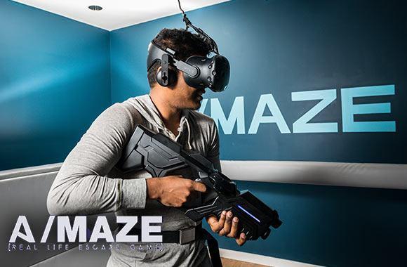 Découvrez la réalité virtuelle!