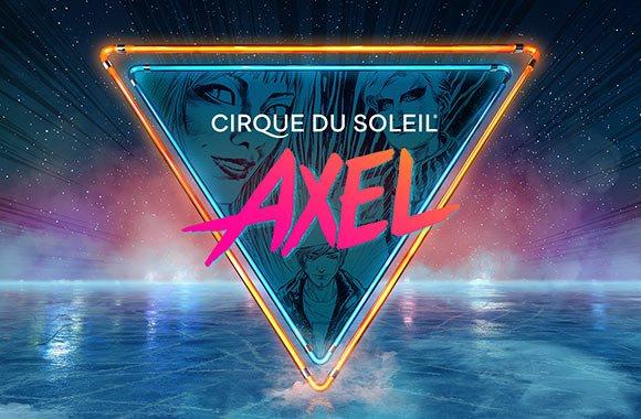 Cirque du Soleil: nouveau spectacle sur glace