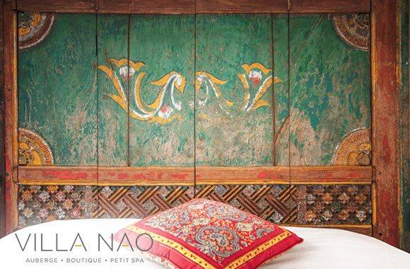 Villa Nao - site enchanteur