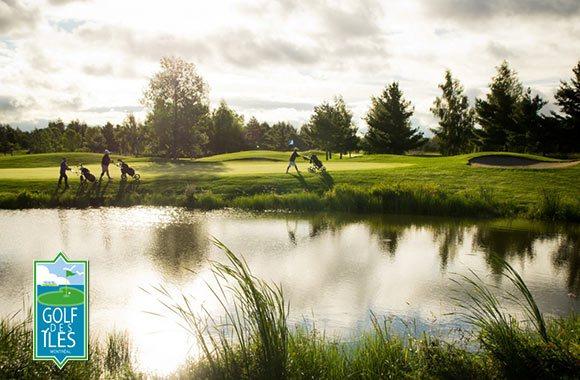 Groupe Beaudet: 3 golfs - 4 personnes