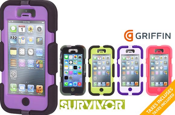 survivor coque iphone 5