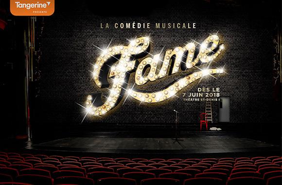 Fame la comédie musicale