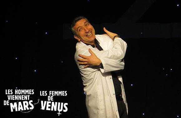 Hommes de Mars, femmes de Vénus