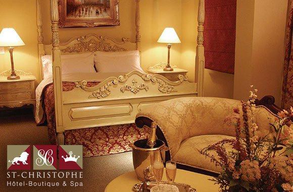 Night, massage, dinner and wine