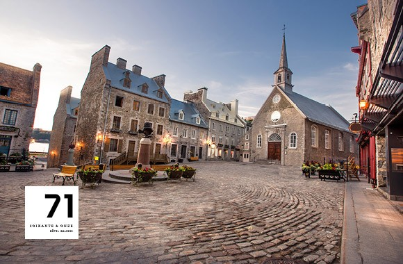 Wonderful stay in Old Quebec city