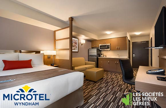 Nouvel hôtel à Tremblant