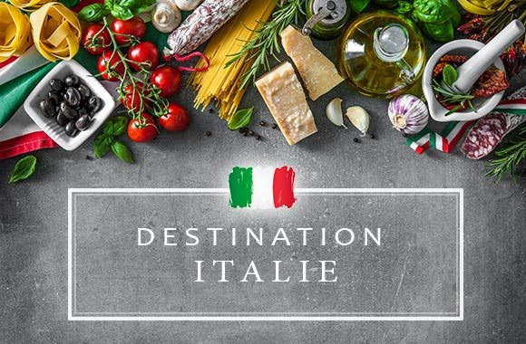 2 for 1 in 9 italien restaurants