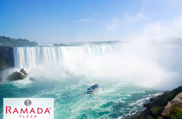 Stay for 2 at Niagara Falls