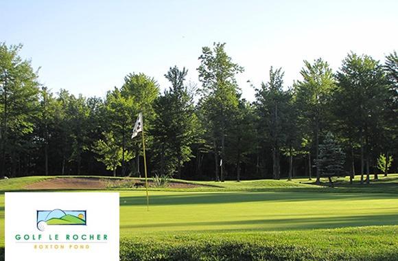 LAST CHANCE! Golf Le Rocher