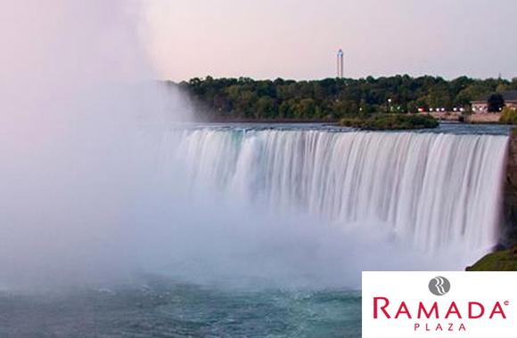 Voyagez à Niagara Falls!
