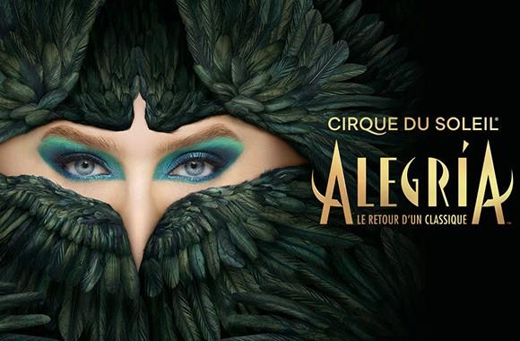 Alegria du Cirque du Soleil