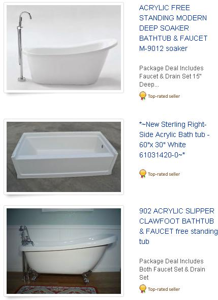 Apartment Size Bathtub Illinois Golf Air Jet Tub
