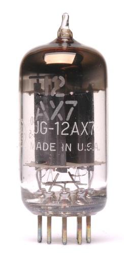 Nos 12ax7 jgge 2