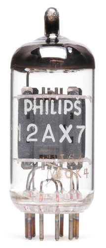 Nos 12ax7 philips nl 1