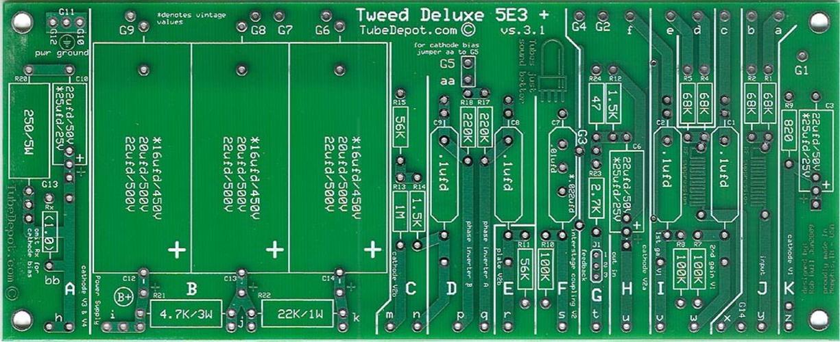 5e3 Wiring A Circuit Board - Schematics Wiring Diagrams • on 5f1 schematic, fender excelsior schematic, princeton reverb schematic, 100 watt marshall schematic, silver tone 1472 amp schematic, fender m 80 schematic, klon schematic, guitar amp circuit board schematic, supro schematic, boss ce 5 schematic, deluxe 6g3 schematic, cry baby foot pedal schematic, fender deluxe schematic, 5c1 schematic, vox ac15 schematic,