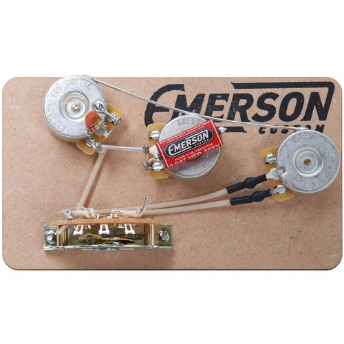 gp ec s5 b 250k 2?1448472605 emerson custom stratocaster 5 way blender prewired kit tubedepot com Stratocaster Wiring Diagram with 5-Way Switch at suagrazia.org
