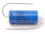 Sprague Atom 10µF / 500V