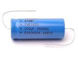 Sprague Atom 100µF / 350V