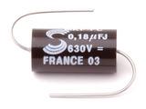 """Solen """"Fast"""" Cap .18µF / 630V"""