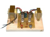 Model K11G Monobloc Tube Amplifier Kit