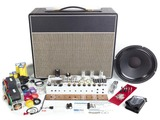 Classic British JTM45+ Tube Guitar Amp Kit - Combo