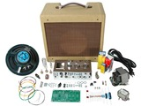 Tweed 5F1 Vacuum Tube Amp Kit