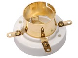 4 Pin Gold Socket for 211 and 845