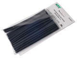 Assorted Size Black Heat Shrink