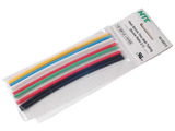 "Assorted Color 1/8"" Heat Shrink"