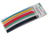 "Assorted Color 1/4"" Heat Shrink"