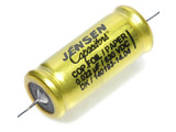 Jensen 0.022µf / 630V Copper Foil Paper-In-Oil Silver Lead Aluminum Case Capacitor