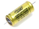 Jensen 0.047µf / 630V Copper Foil Paper-In-Oil Silver Lead Aluminum Case Capacitor