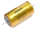 Jensen 0.68µf / 630V Copper Foil Paper-In-Oil Silver Lead Aluminum Case Capacitor