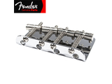 Genuine Fender® Pure Vintage '70s Jazz Bass Bridge Assembly