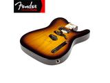 Genuine Fender® Telecaster® Body(Modern Bridge) - Sunburst