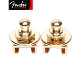 Genuine Fender® Strap Locks - Gold