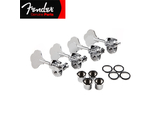 Genuine Fender® Deluxe F Stamp Bass Tuning Machines