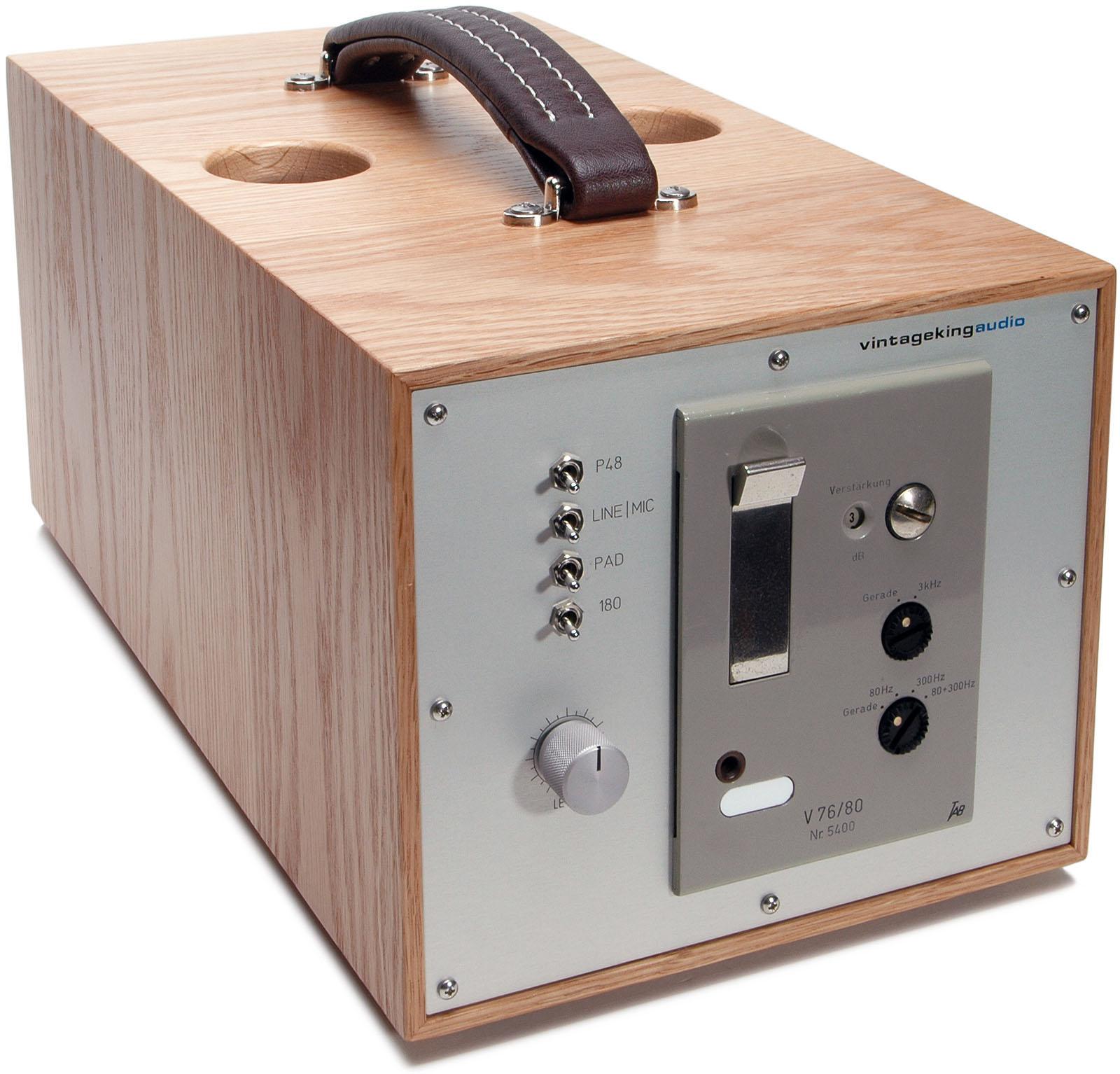 Telefunken V76 Serial Number 5400