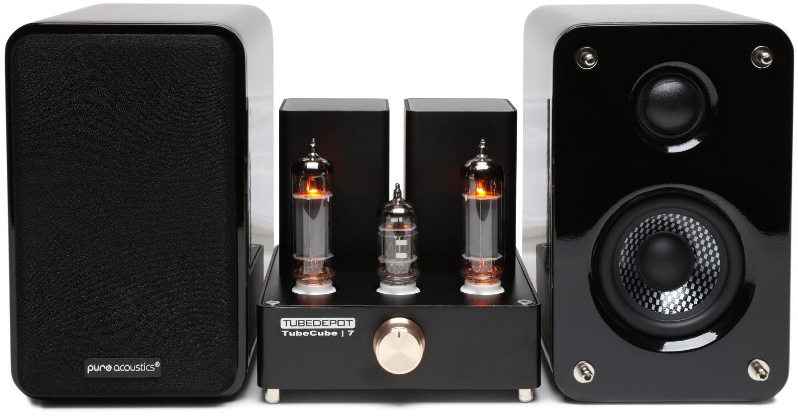Bookshelf Speaker Amplifier. TAD Labs CE 1 Speakers Review ...