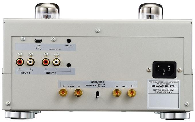 Elekit TU-8200 Back